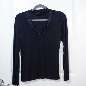 Sweet Claire Choker Style Top M